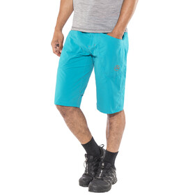 La Sportiva Leader Shorts Men Tropic Blue/Tangerine